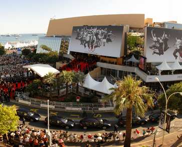 Cannes Festival by day